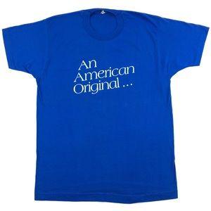"Vintage KLAC 57 AM ""An American Original..."" Shirt"